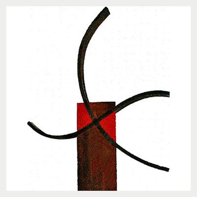 Antonio Antoni Amat INTERACTIONS-Wrought-iron,-wood-and-encaustic-400x400