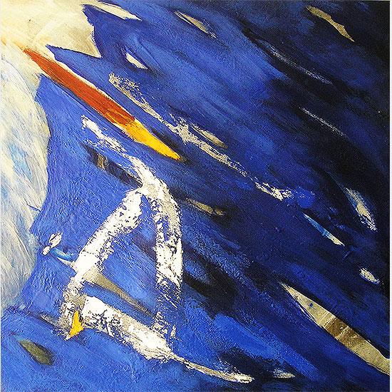 Signifers-de-mar-II--130-x-130-cm Antonio Antoni Amat